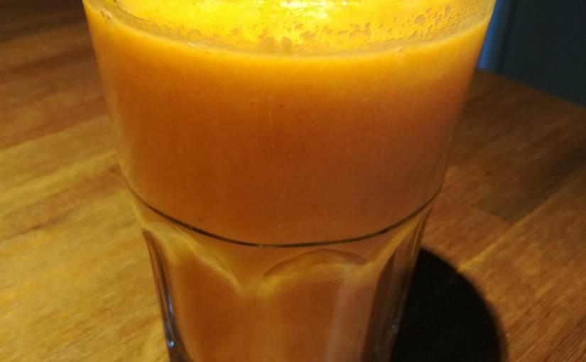 Gezond eten #2 |smoothie